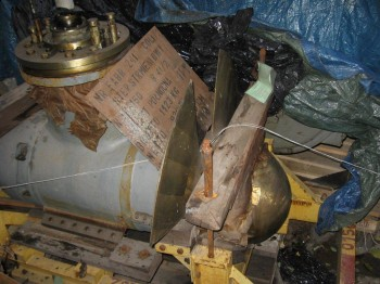 N1,1-150 BOW THRUSTER STER STRUMIENIOWY