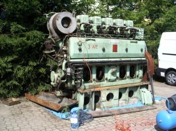 DIESEL ENGINE 5ASL25/30