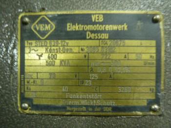 Marine Generator 8 VD 36/24 A - 1