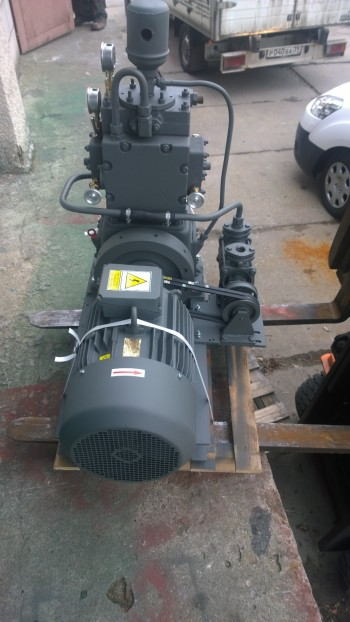 Air Starting Compressor Wan01 Compressors Teximor Poland